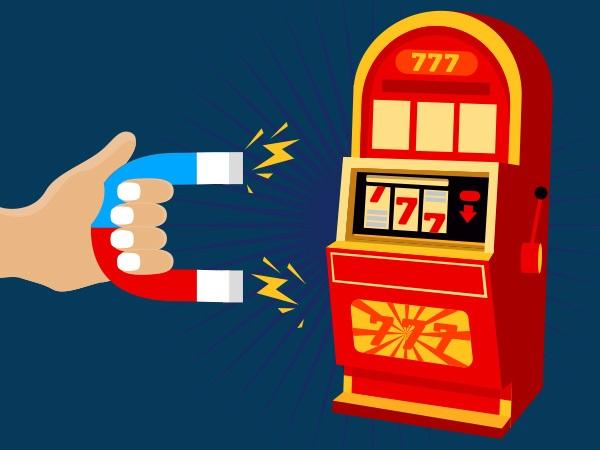 Kan du slå en Spilleautomat Ved Bruken av en Magnet?